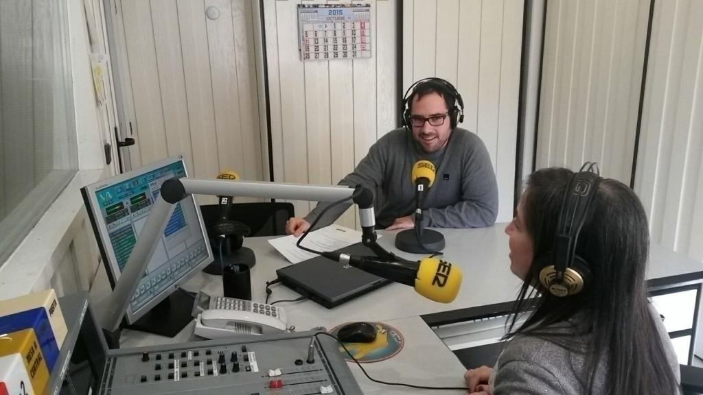 Imart en la radio