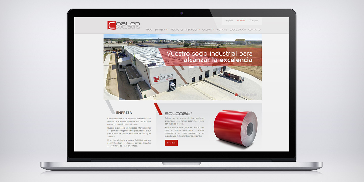 WEB COATED SOLUTIONS