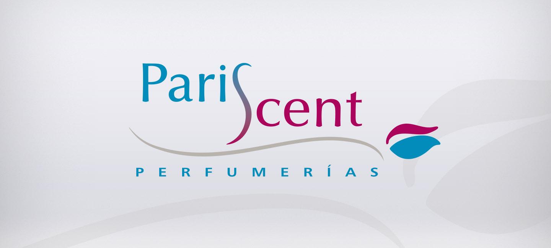 Logo Pariscent perfumerías