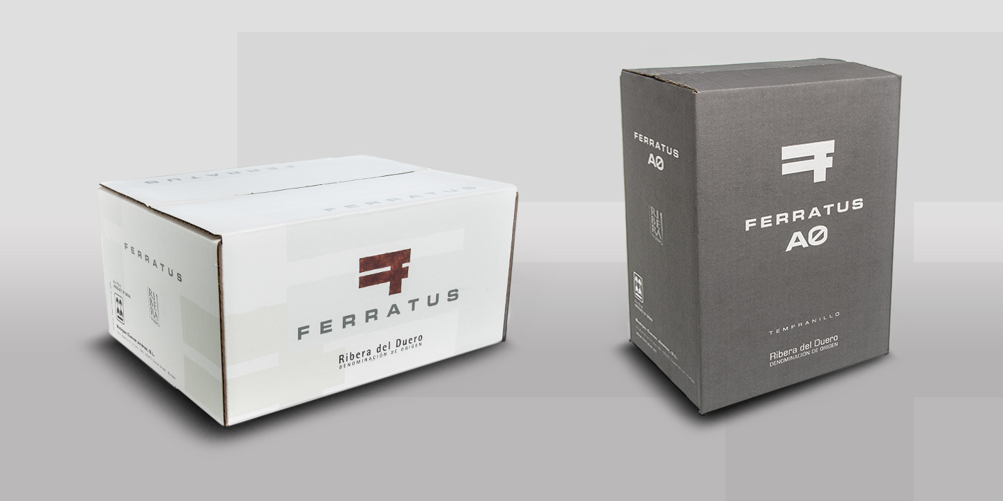 Diseño de packaging para Ferratus