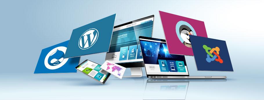 Cómo gestionar los contenidos de una web