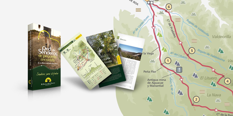 Guía de senderos de pequeño recorrido