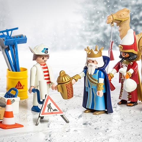 Clics de navidad Norteña