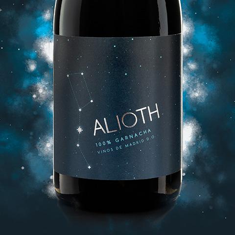 Alioth - Vino de Madrid