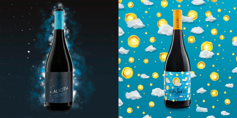 Alioth y 108 Soles - Vinos de la DO Madrid